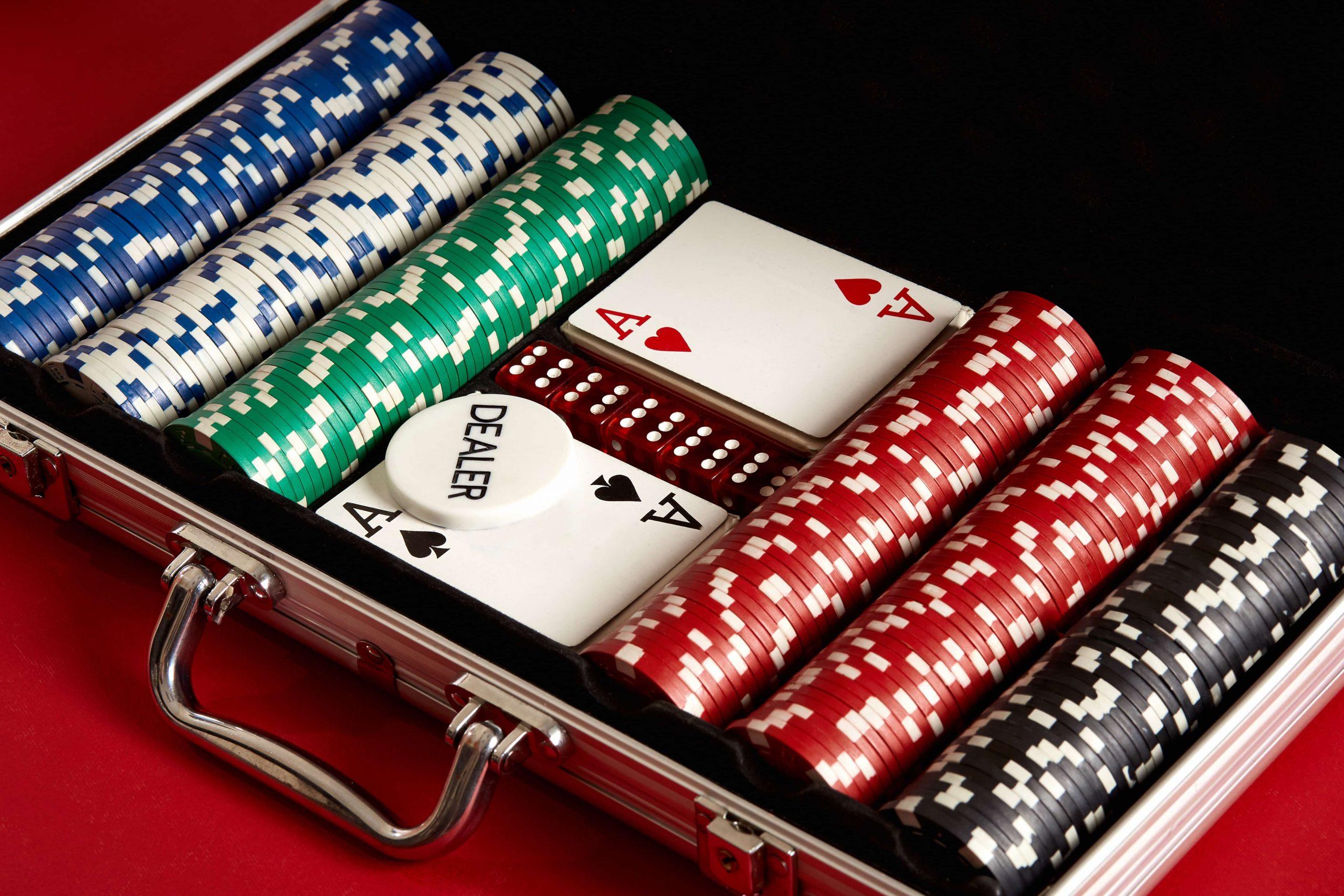 Pokerkoffer: Test & Empfehlungen (06/20)