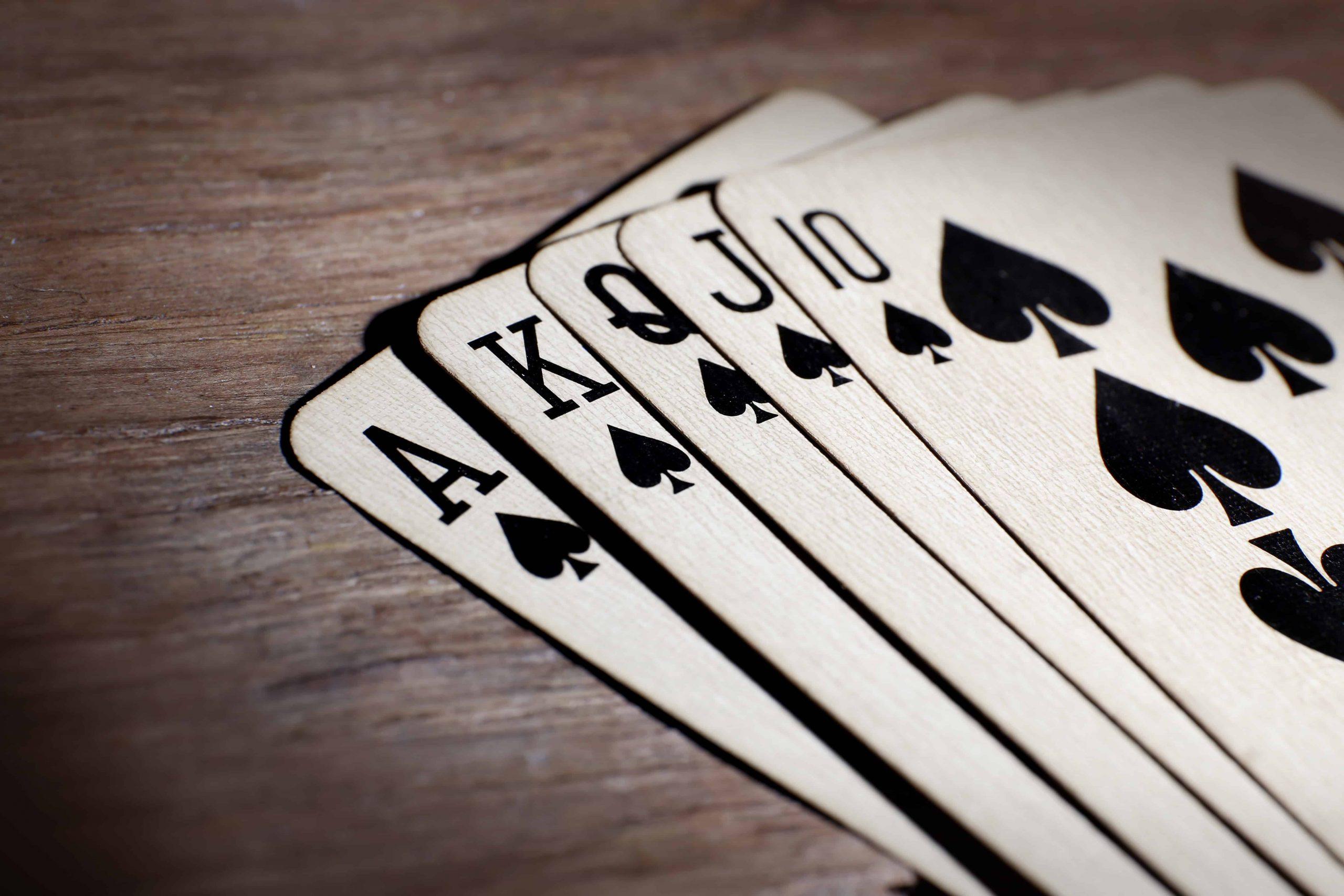Karten Ace