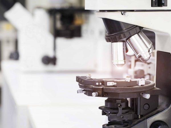 Mikroskop Träger