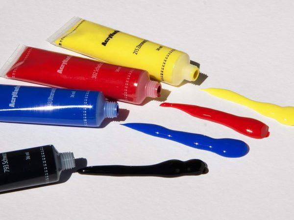 Acrylfarben: Test & Empfehlungen (01/20)