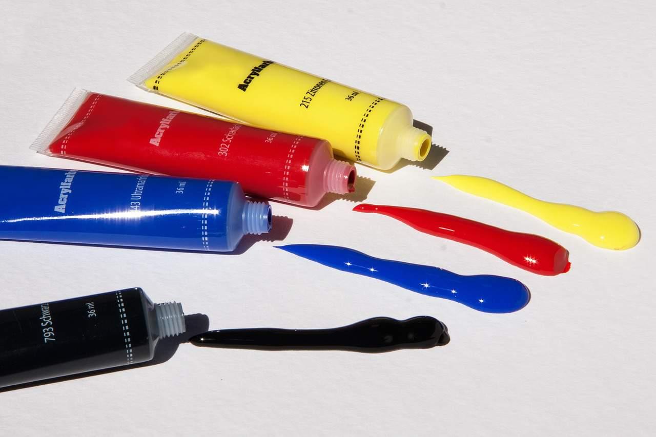 Acrylfarben: Test & Empfehlungen (04/21)
