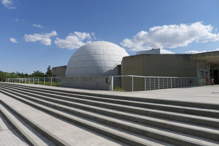 Planetarium von außen