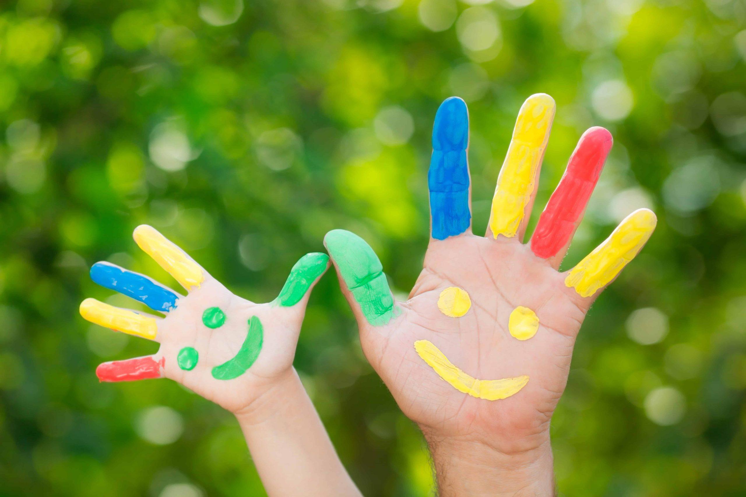 Fingerfarben: Test & Empfehlungen (05/21)