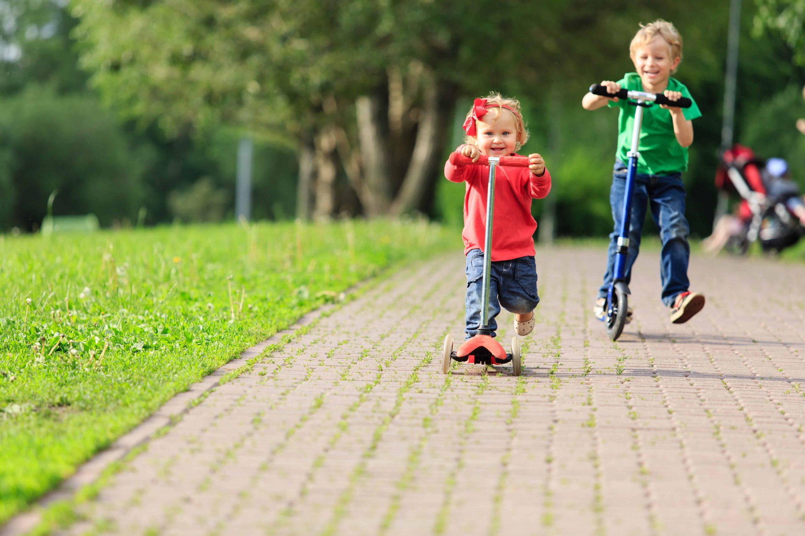 Kinderroller: Test & Empfehlungen (07/20)