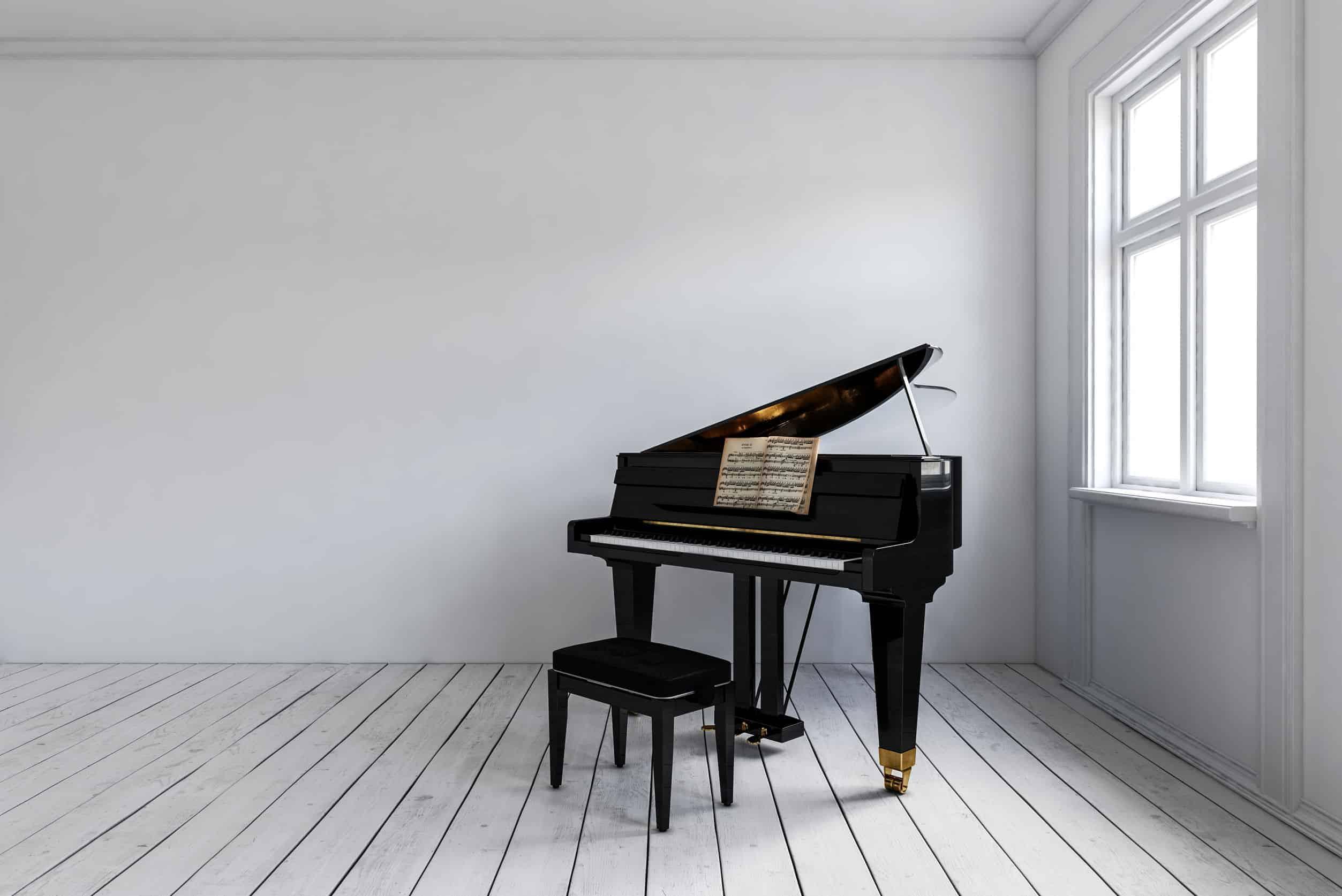 Klavierbank: Test & Empfehlungen (04/21)