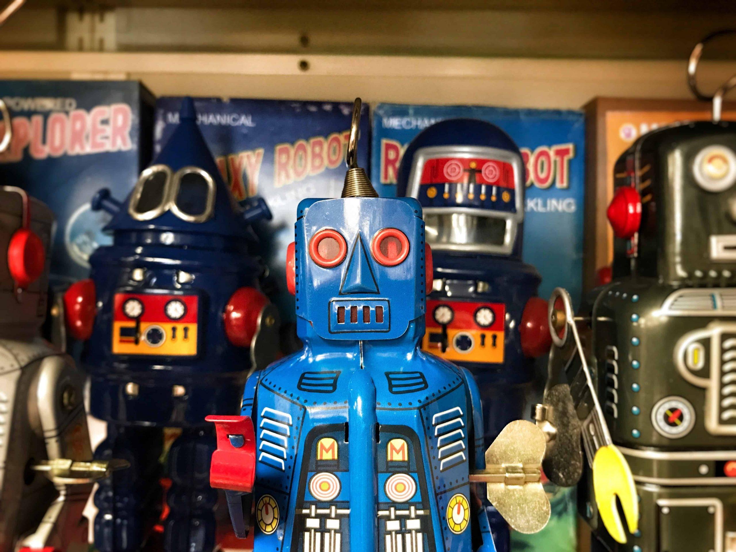 Spielzeugroboter: Test & Empfehlungen (07/20)