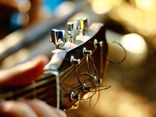 Gitarrenstimmgerät: Test & Empfehlungen (01/20)