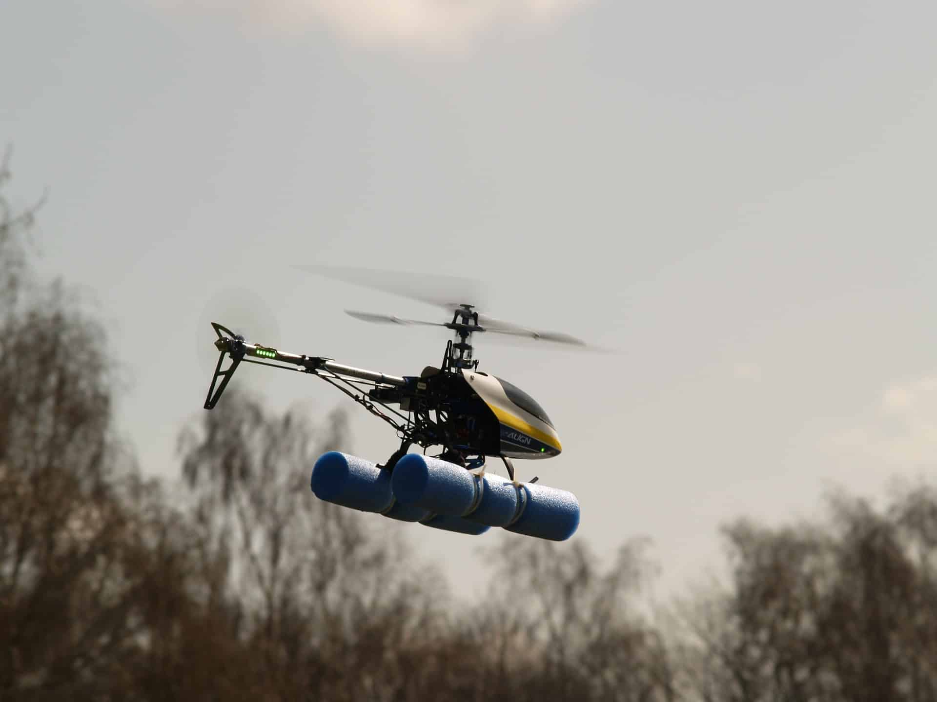 Ferngesteuerter Hubschrauber: Test & Empfehlungen (07/20)