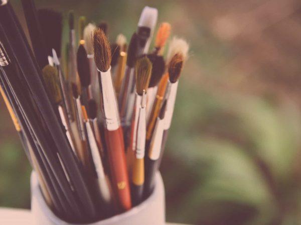 Acrylpinsel: Test & Empfehlungen (01/20)