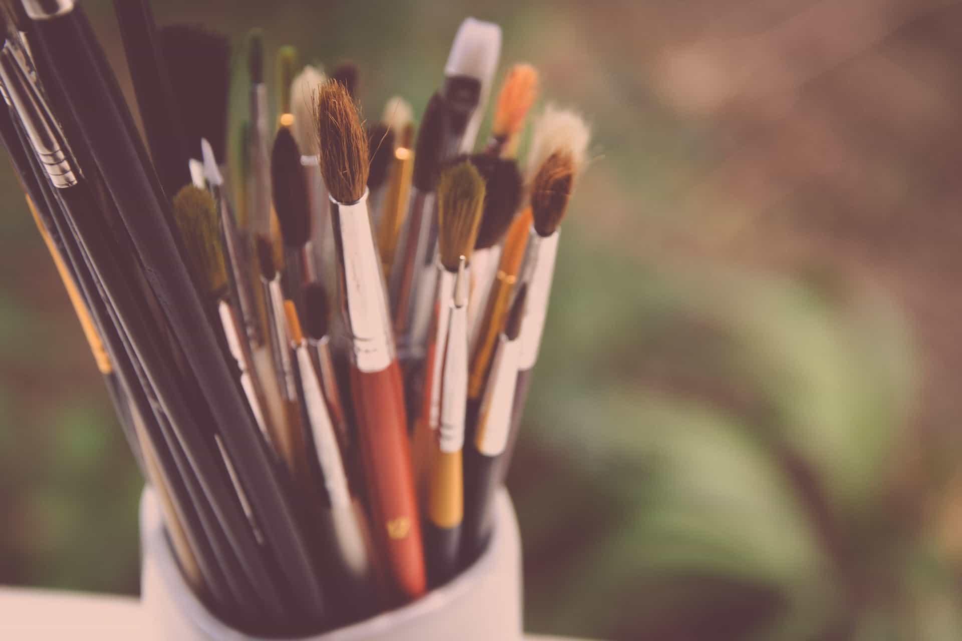 Acrylpinsel: Test & Empfehlungen (04/21)