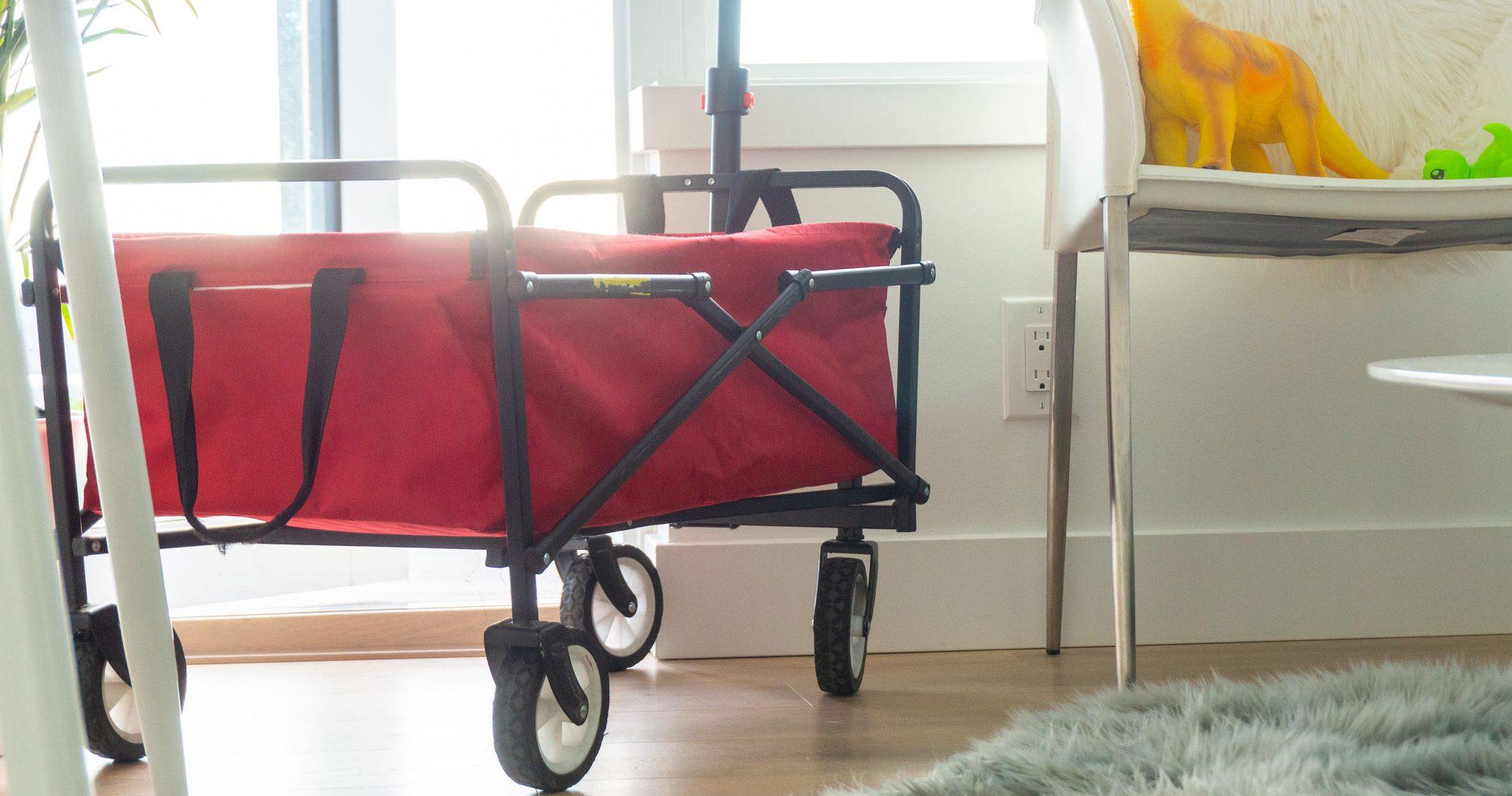 Bollerwagen mit Dach: Test & Empfehlungen (02/20)