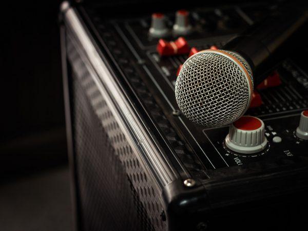 Karaoke Maschine