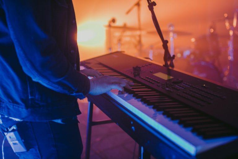 Yamaha Keyboard-3