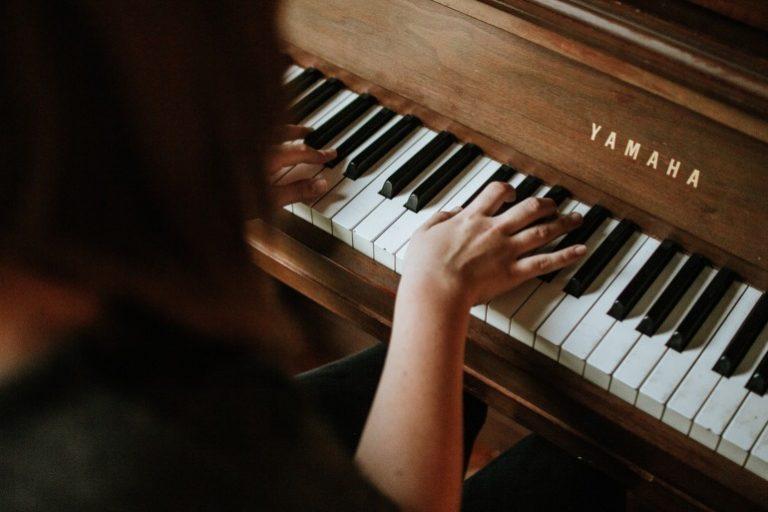 Yamaha Keyboard-2