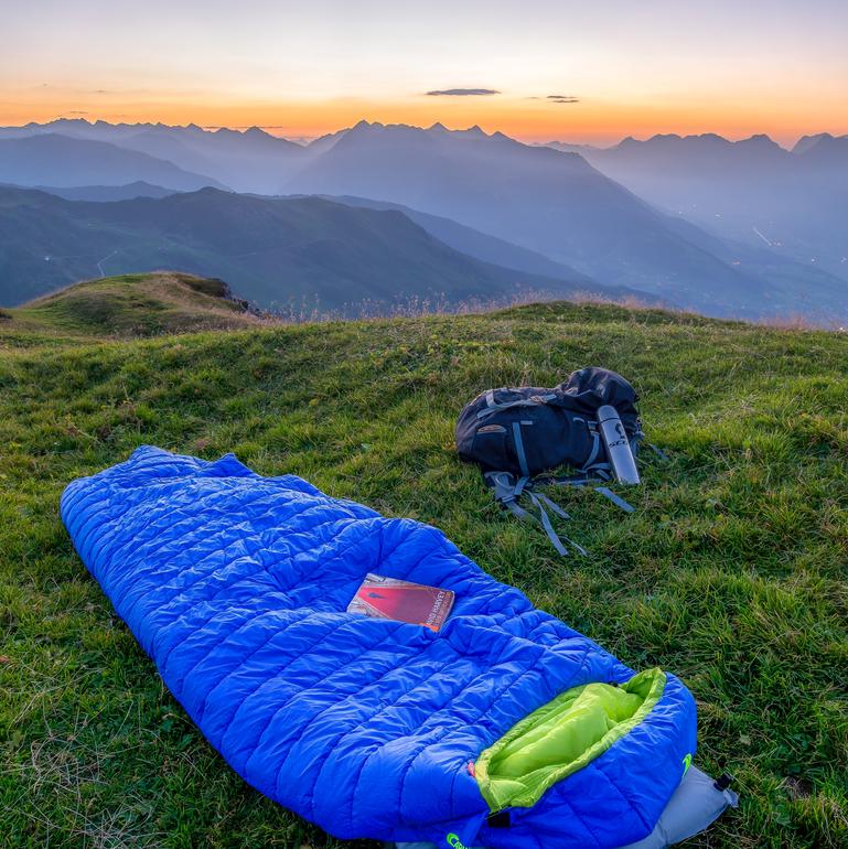 hüttenschlafsack-test