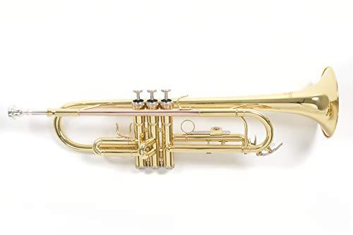 Roy Benson Bb Trompete MOD.TR-101 lackiert, inkl. Etui