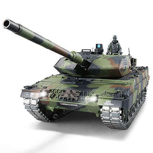 RC Panzer mit Schussfunktion ferngsteuert